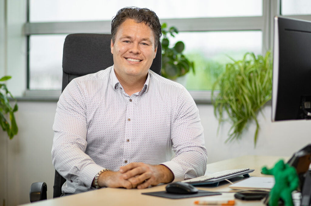Rolf de Keyzer - accountmanager